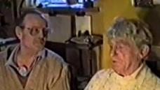 Still of George G3ZQS and Bill G2AKK from a 1991 video.  Click to open the video in a new window.