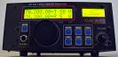 Small photograph of the Noble Radio NR-4SC 4m CW/SSB transceiver.