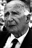 Photograph of Sir Bernard Lovell in July 2000 taken by Robert Alexander.  Click to view a larger photograph in a new window.