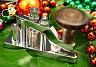 Small image of Morse Express 2013 Christmas Key.