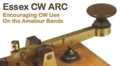 Essex CW Amateur Radio Club (ECWARC) logo.