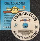 Small photograph of FISTS Collection Disc.  Click to show more information